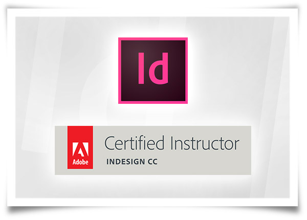 Adobe Certified Instructor - InDesign