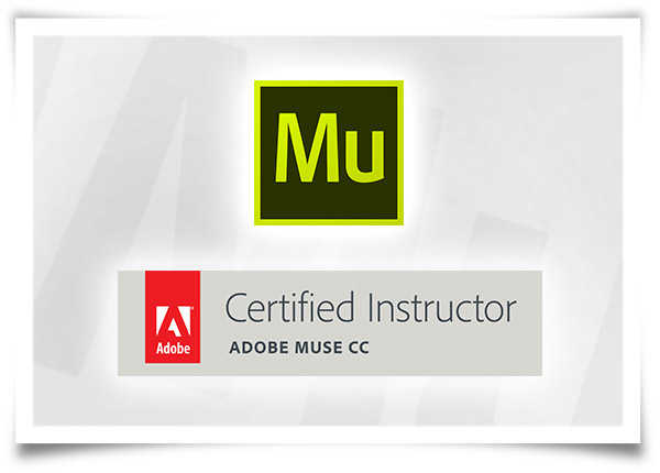 Adobe Certified Instructor - Muse